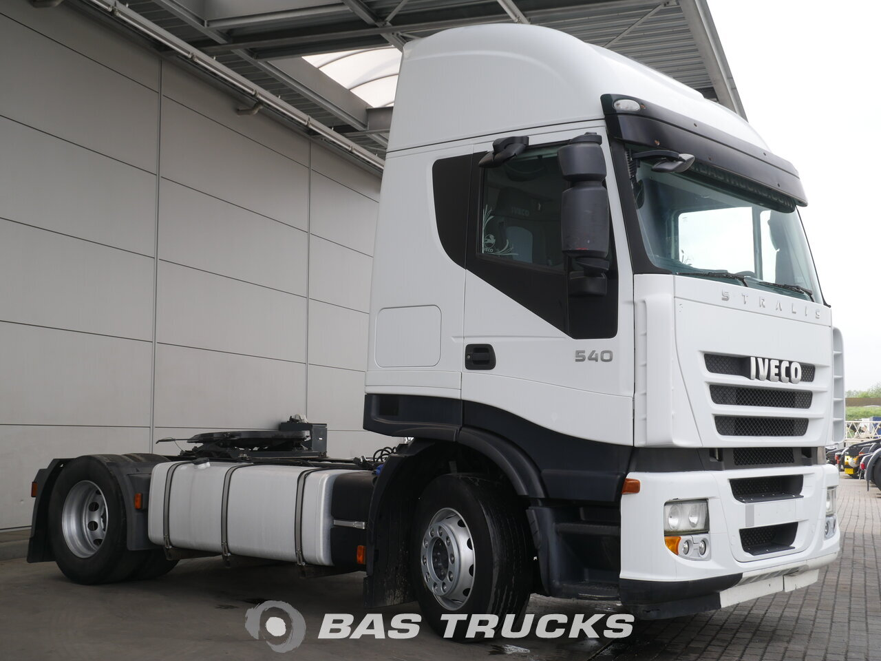 photo of Used Tractorhead IVECO Stralis AS440S45 4X2 2007