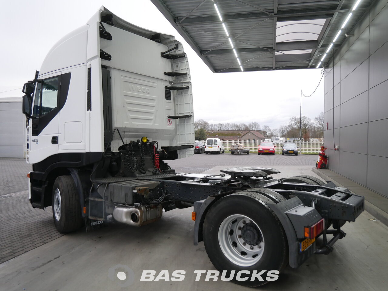 photo of Used Tractorhead IVECO Stralis AS440S45 4X2 2009