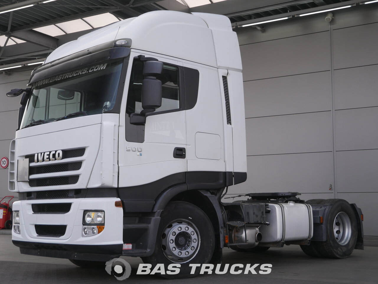 photo of Used Tractorhead IVECO Stralis AS440S50 4X2 2009
