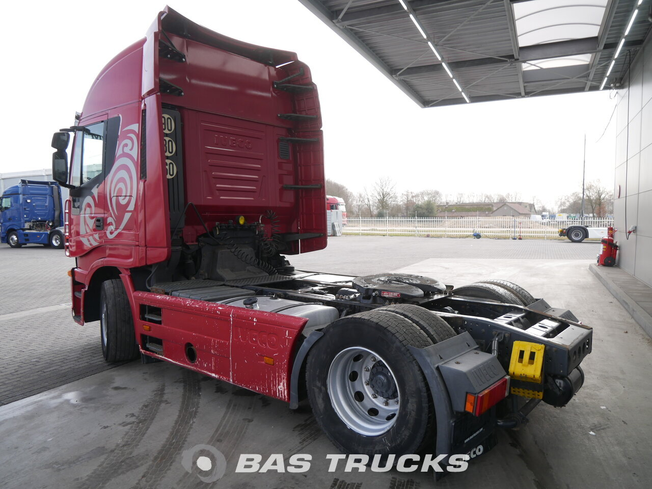 photo of Used Tractorhead IVECO Stralis AS440S50 4X2 2010