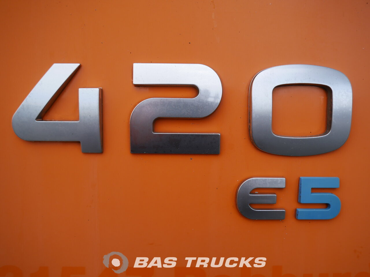 photo of Used Tractorhead IVECO Stralis AT440S42 4X2 2009