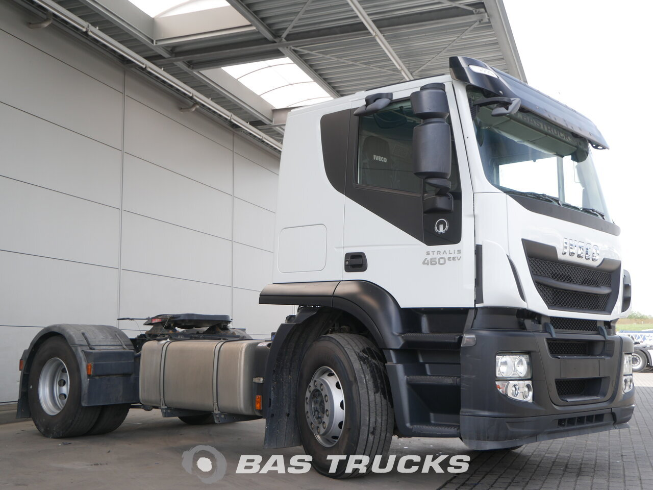 photo of Used Tractorhead IVECO Stralis Hi-Street AT440S46 4X2 2014