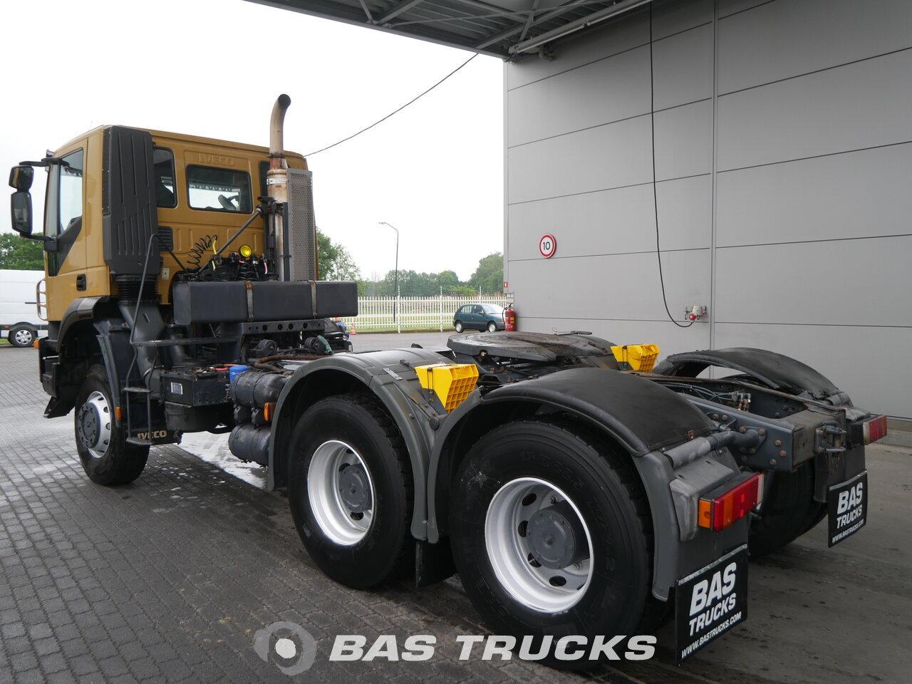photo of Used Tractorhead IVECO Trakker AD260T41 6X6 2010