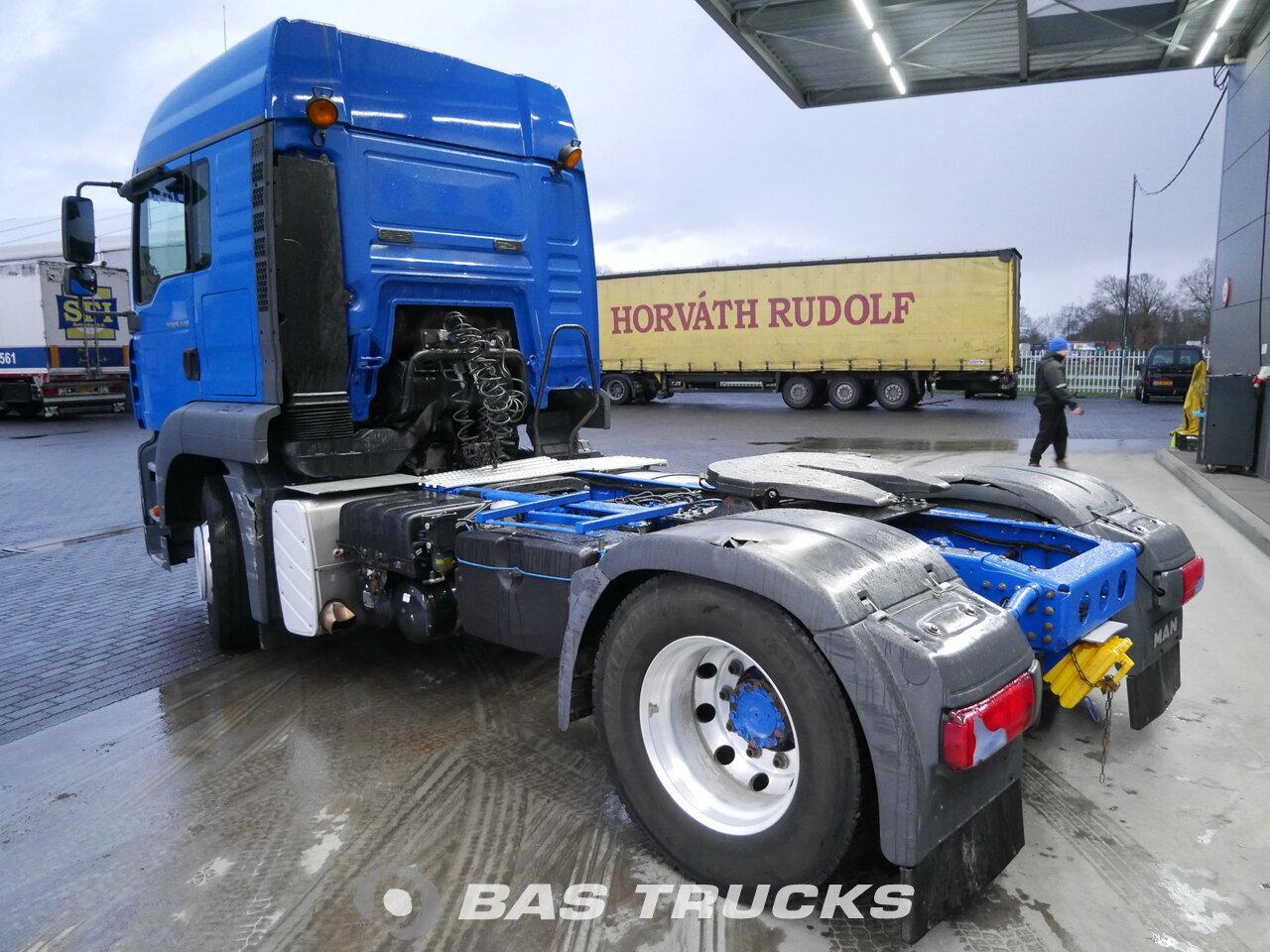 photo of Used Tractorhead MAN TGA 18.440 LX 4X2 2007