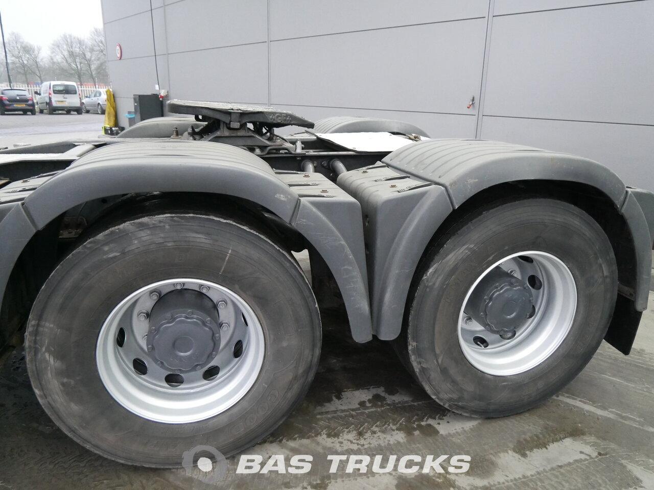 photo of Used Tractorhead MAN TGA 28.530 6X4 2003