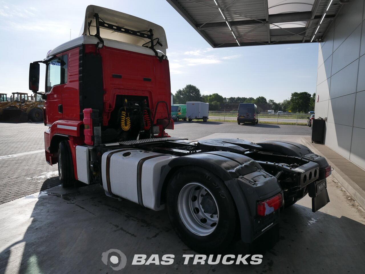 photo of Used Tractorhead MAN TGS 18.360 L 4X2 2010