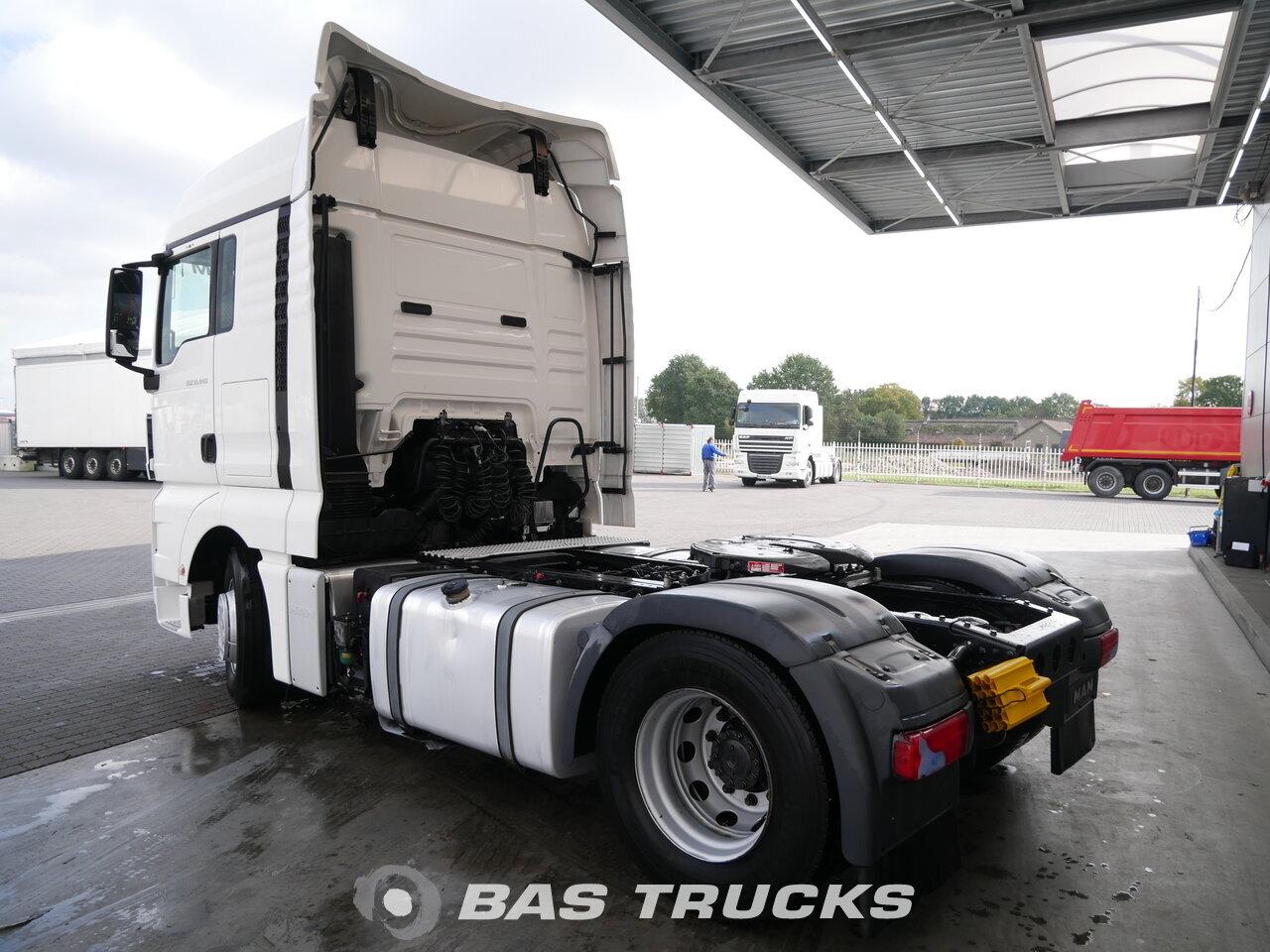 92059c59f0 MAN TGX 18.440 XLX Tractorhead Euro norm 5 €22600 - BAS Trucks