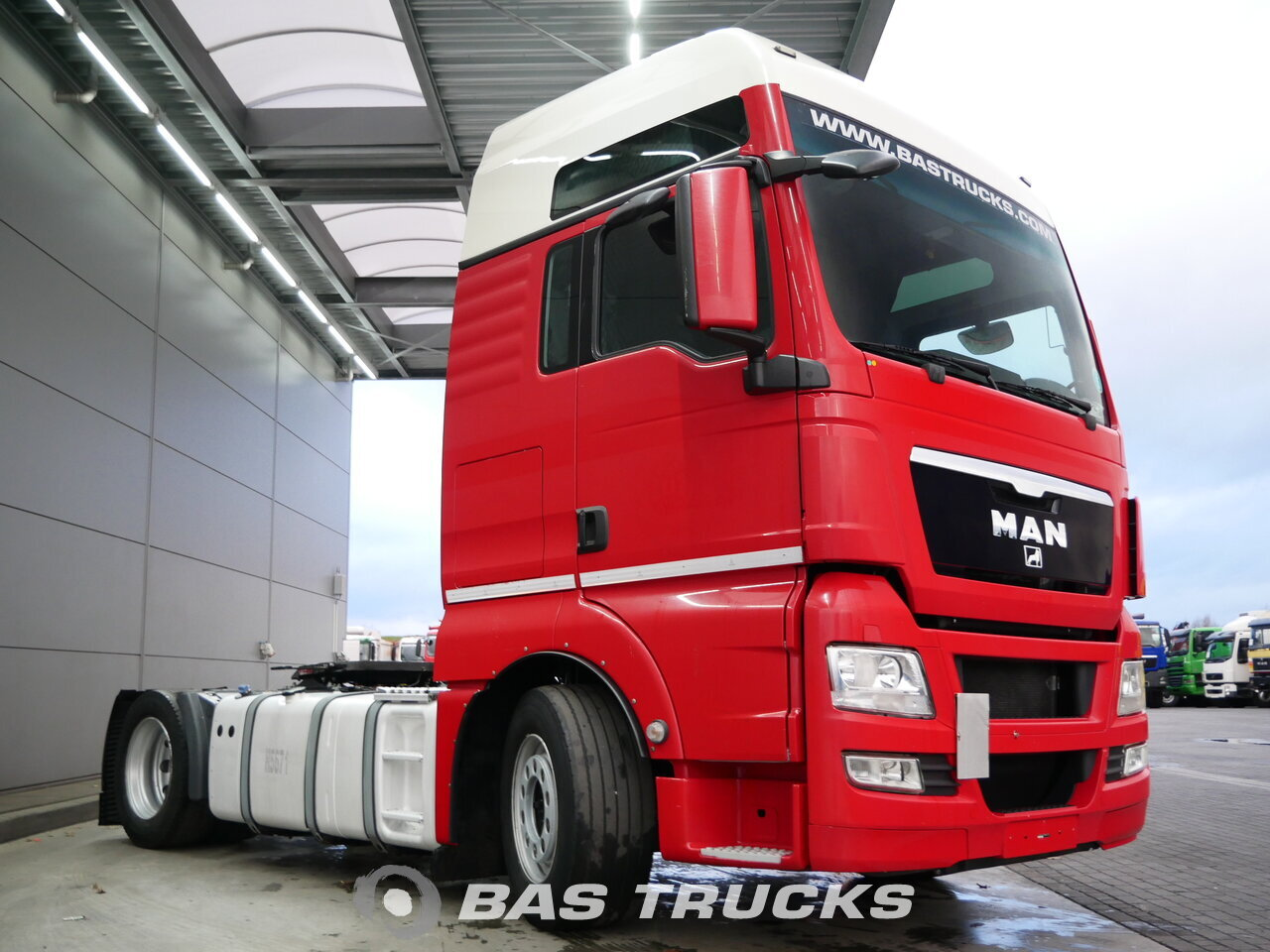 man tgx xxl tractorhead euro norm 5 20400 bas trucks. Black Bedroom Furniture Sets. Home Design Ideas