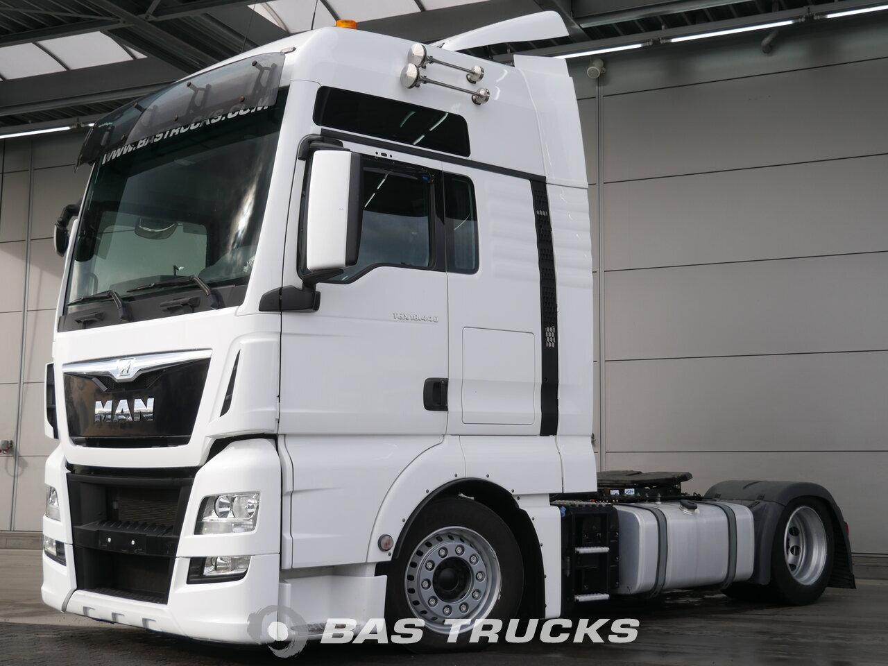 man tgx xxl tractorhead euro norm 6 35400 bas trucks. Black Bedroom Furniture Sets. Home Design Ideas
