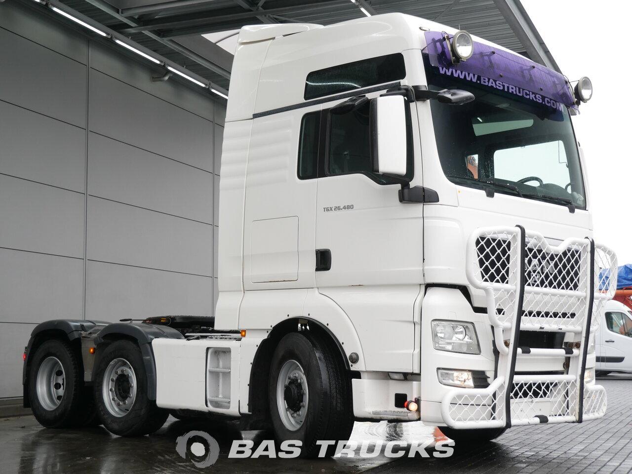 man tgx xxl tractorhead euro norm 4 24200 bas trucks. Black Bedroom Furniture Sets. Home Design Ideas