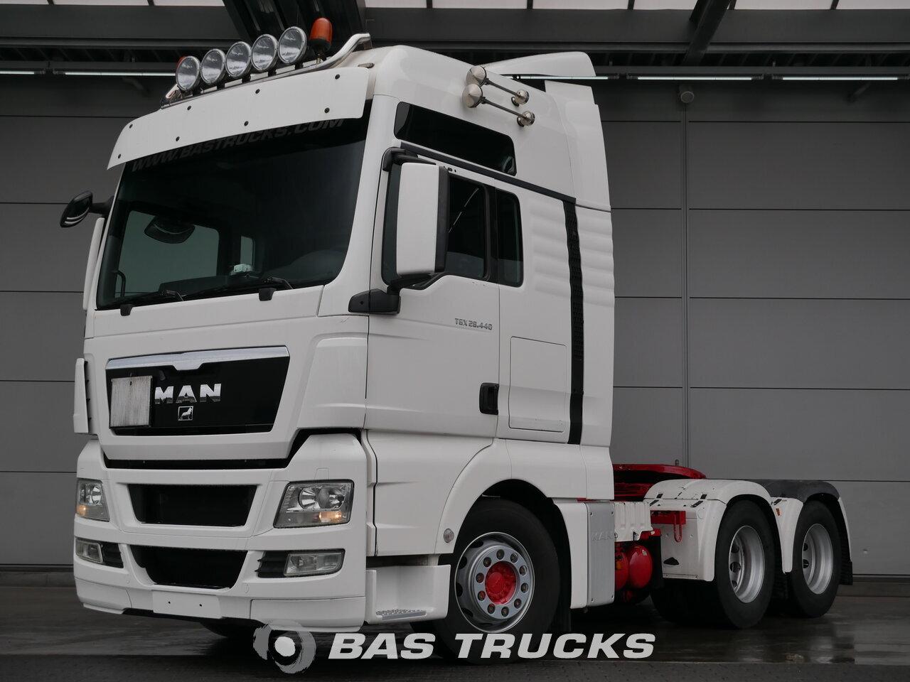 man tgx xxl tractorhead euro norm 5 24400 bas trucks. Black Bedroom Furniture Sets. Home Design Ideas