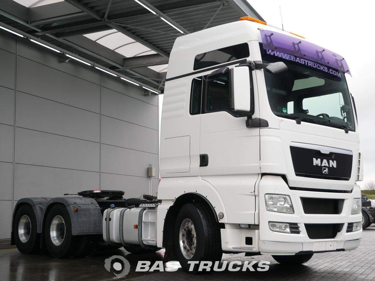 man tgx xxl tractorhead euro norm 5 39200 bas trucks. Black Bedroom Furniture Sets. Home Design Ideas