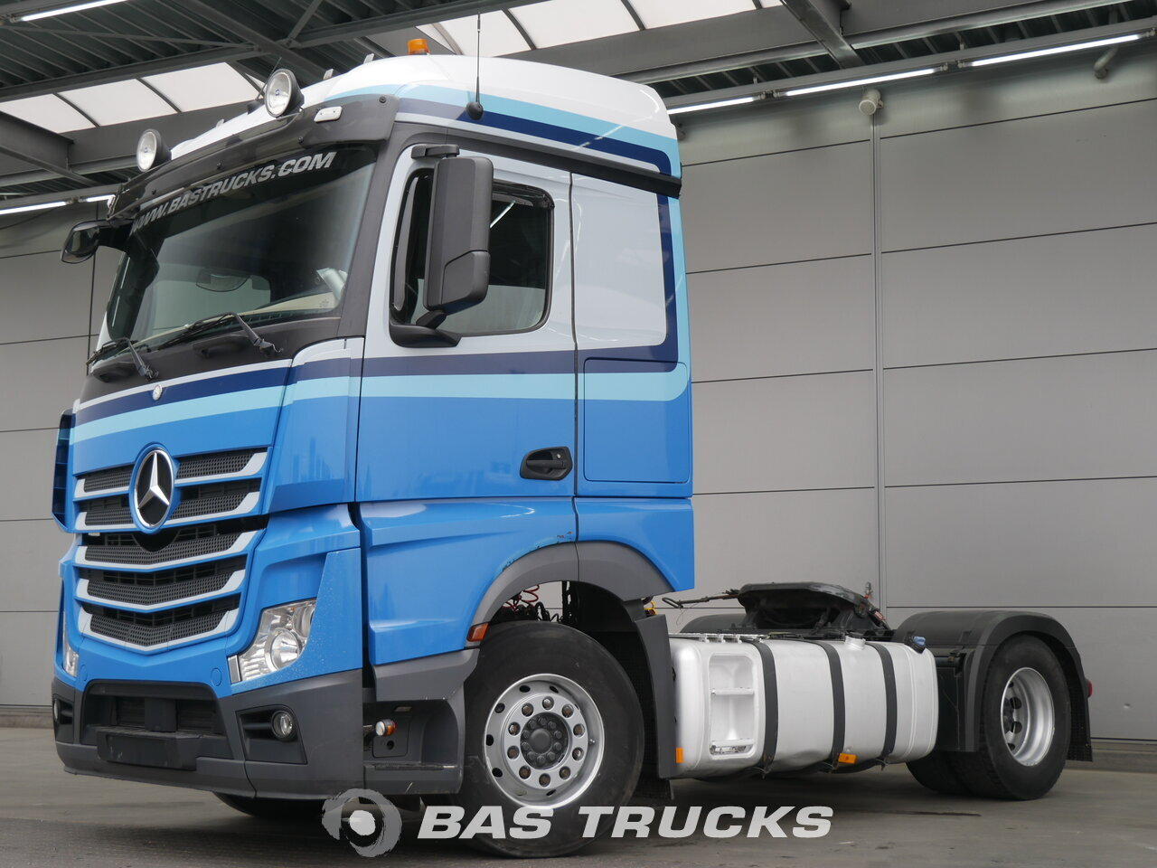 photo of Used Tractorhead Mercedes Actros 1842 LS 4X2 2013