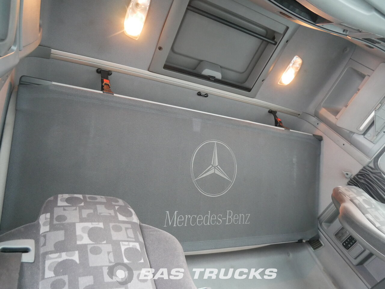 photo of Used Tractorhead Mercedes Actros 1844 L 4X2 2009