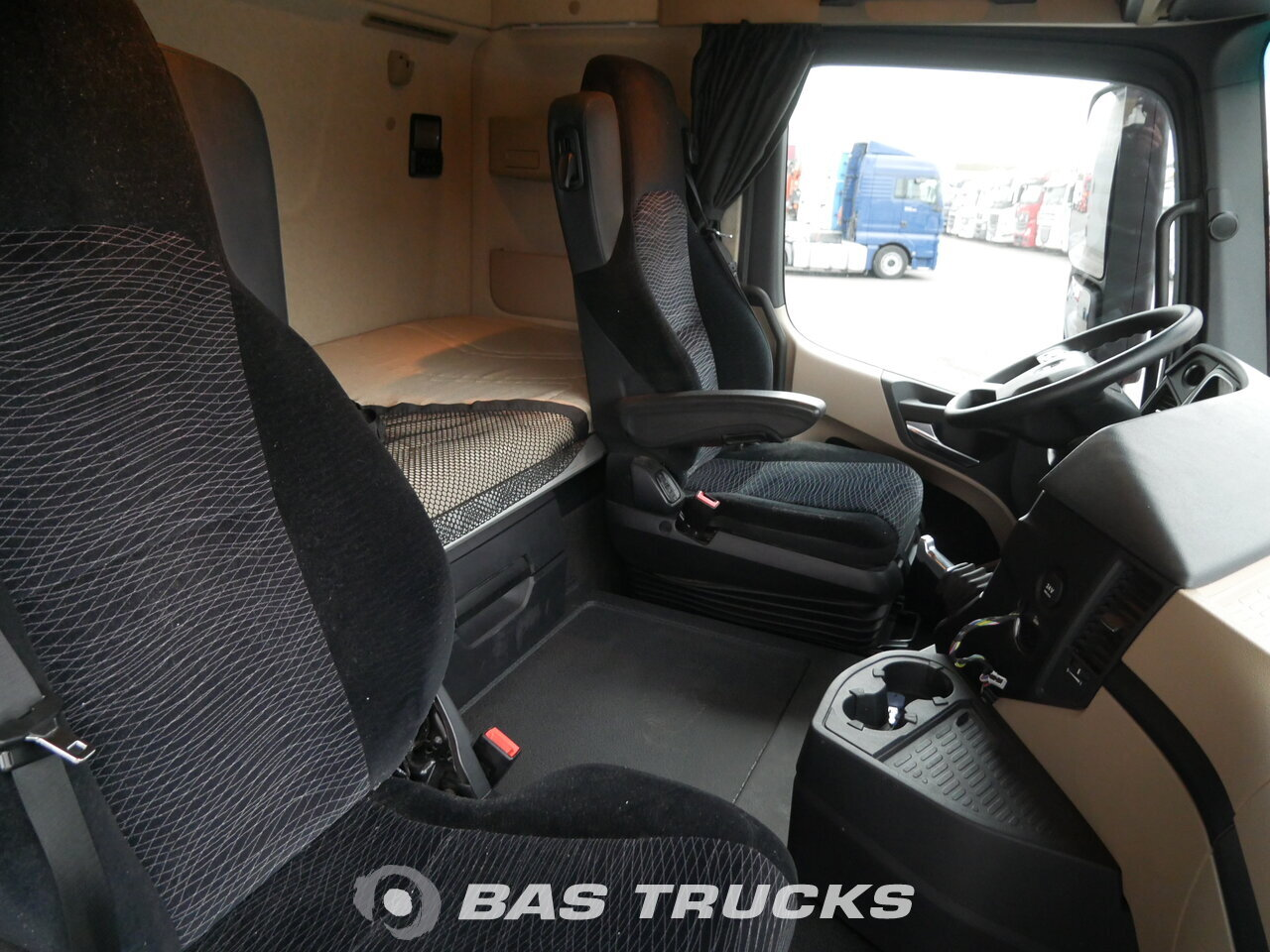 photo of Used Tractorhead Mercedes Actros 1845 LS 4X2 2014
