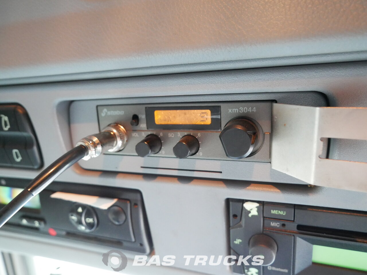 photo of Used Tractorhead Mercedes Actros 2041 AS 4X4 2010