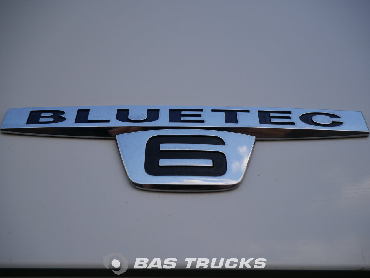 photo of Used Tractorhead Mercedes Actros 2442 LS Motor Schaden 4X2 2015