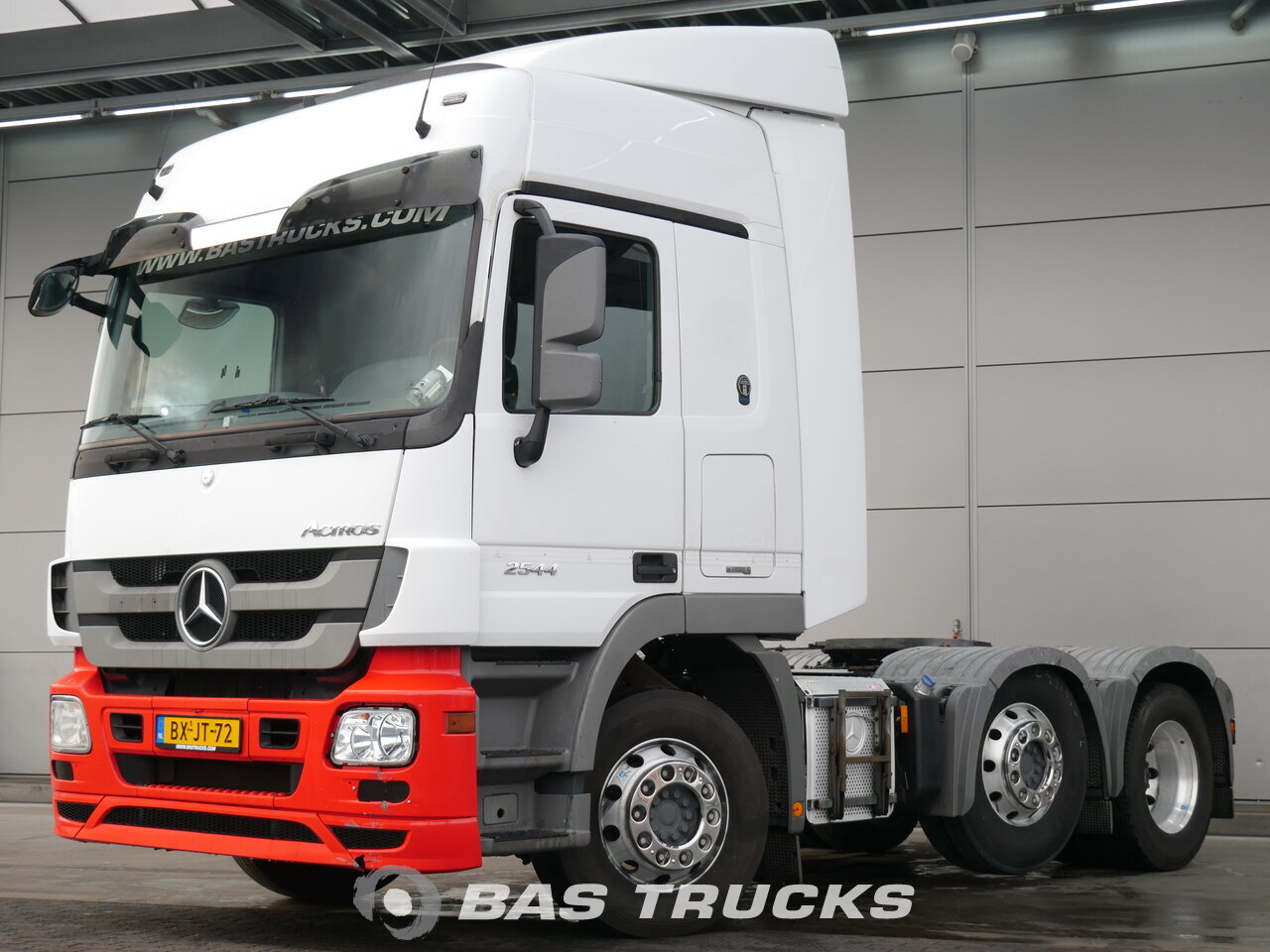 photo of Used Tractorhead Mercedes Actros 2544 LS 6X2 2010