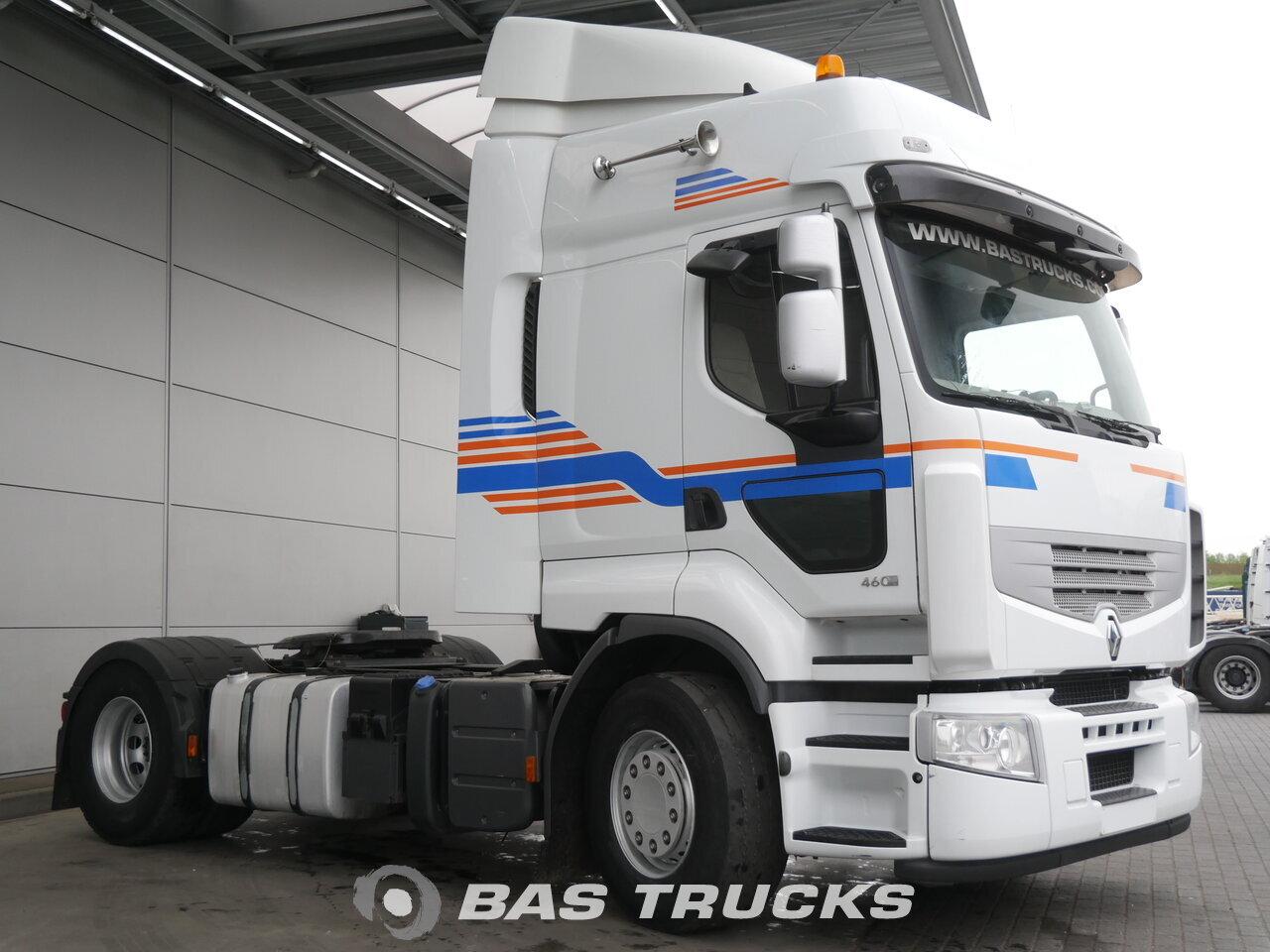 photo of Used Tractorhead Renault Premium 460 4X2 2013