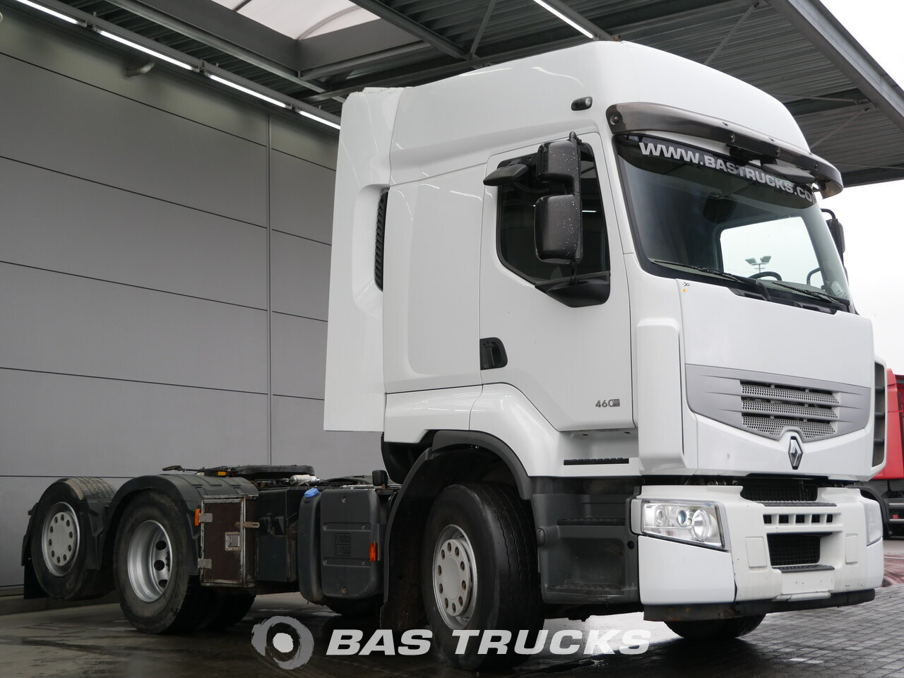 photo of Used Tractorhead Renault Premium 460 6X2 2012
