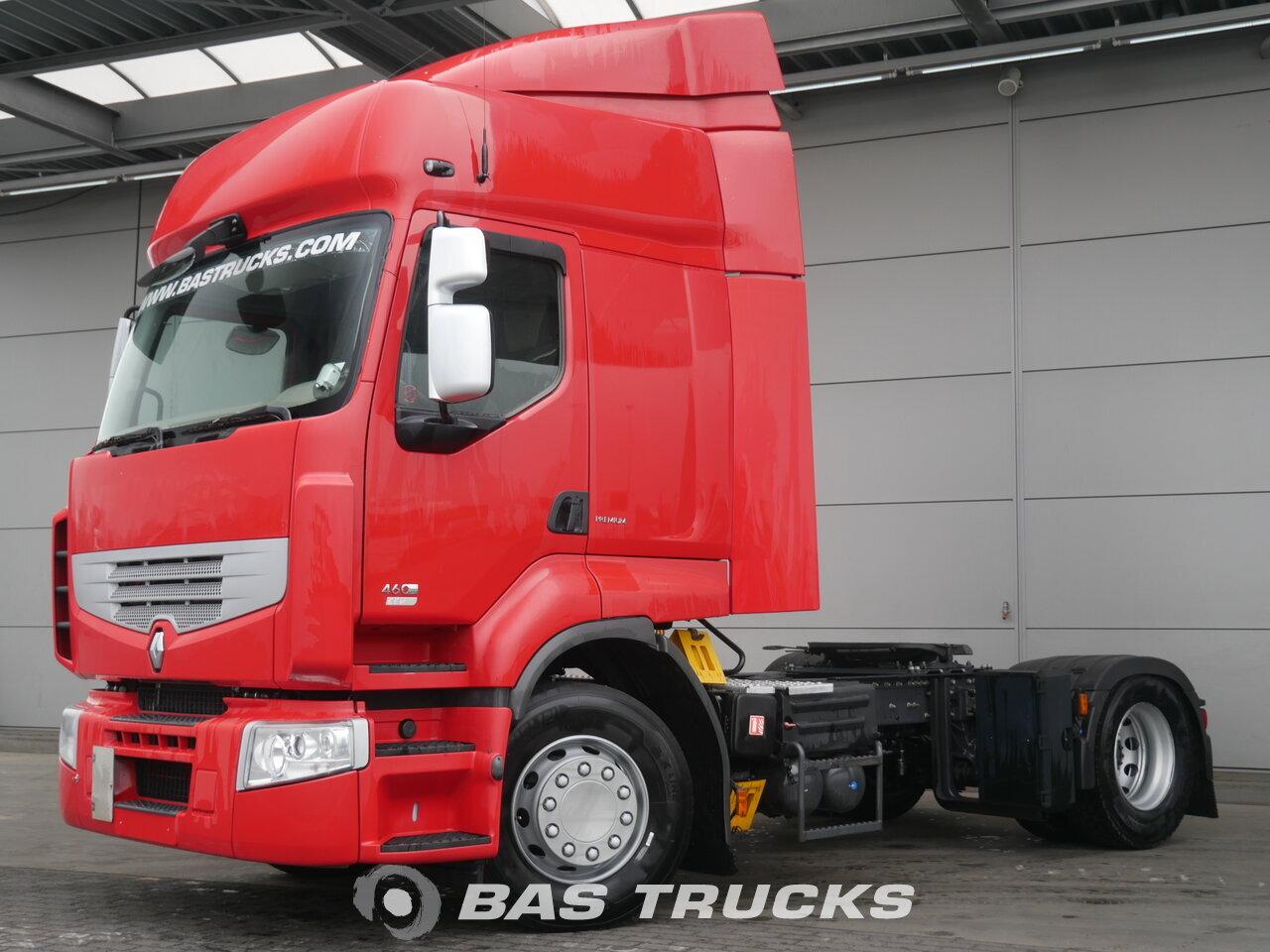 photo of Used Tractorhead Renault Premium 460 DXi 4X2 2014