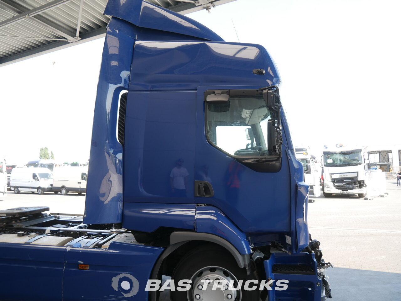 photo of Used Tractorhead Renault Premium 460 DXi Unfall 4X2 2013