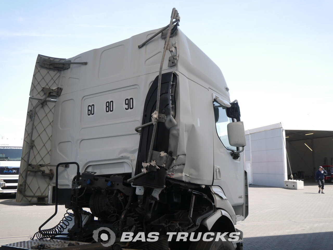 photo of Used Tractorhead Renault Premium 460 Unfall 4X2 2012