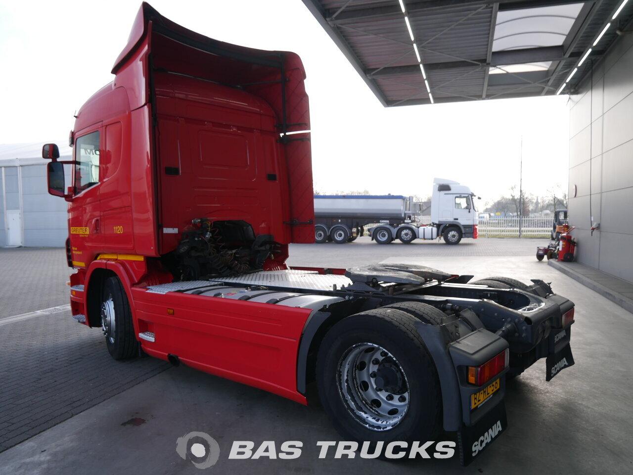 photo of Used Tractorhead Scania G360 4X2 2011