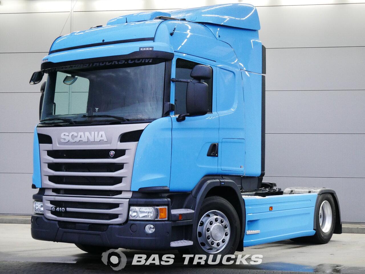 771876b9143b6d Scania G410 Tractorhead Euro norm 6 €35600 - BAS Trucks