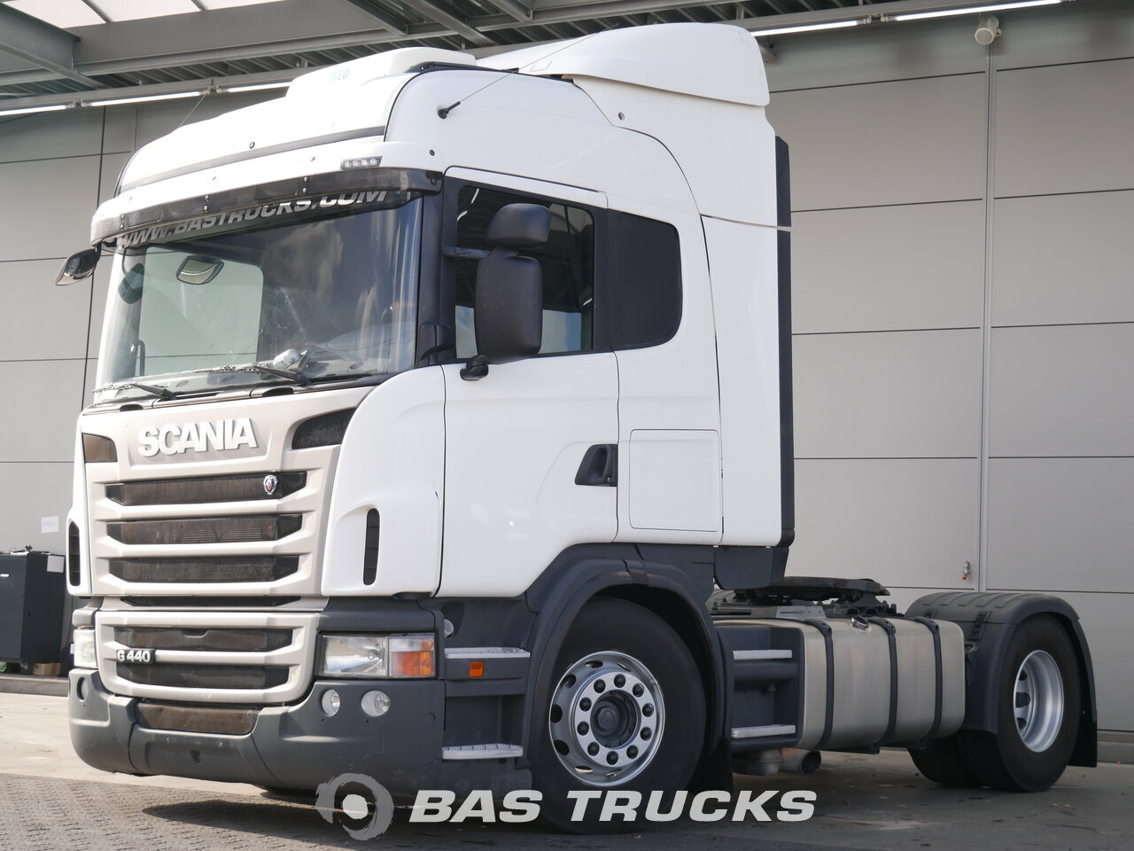 For sale at BAS Trucks: Scania G440 4X2 01/2011