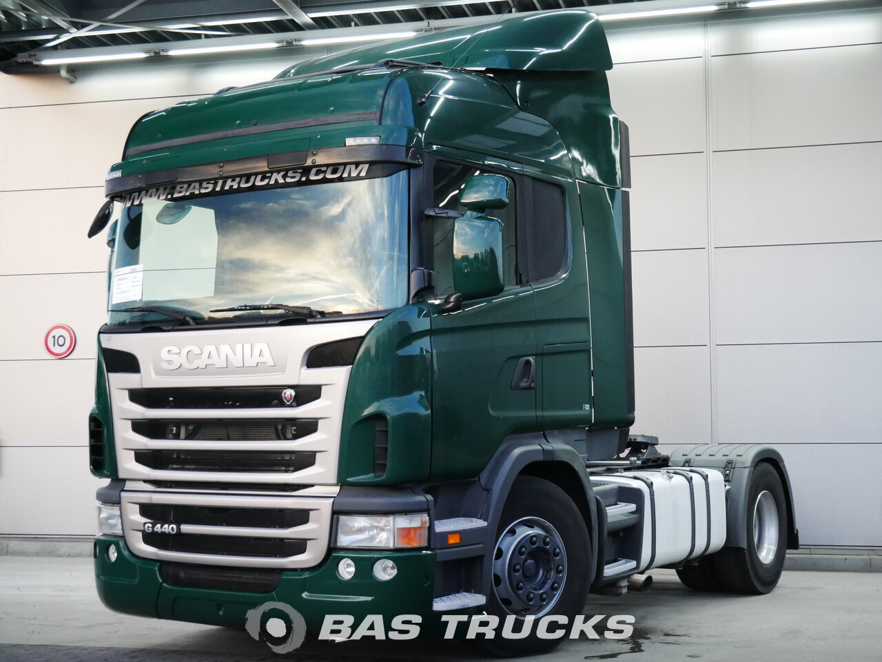 For sale at BAS Trucks: Scania G440 4X2 10/2012