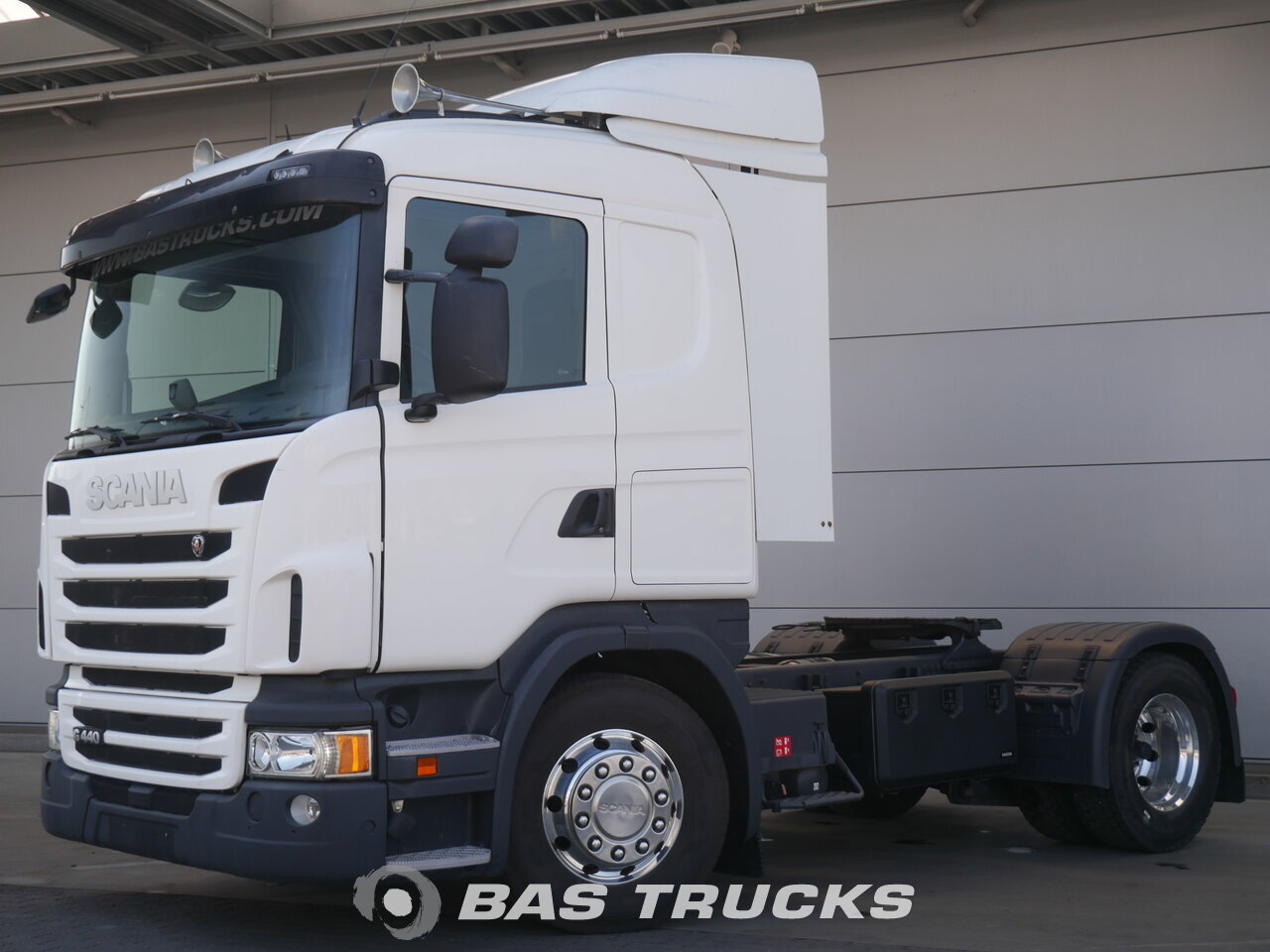 For sale at BAS Trucks: Scania G440 4X2 03/2013