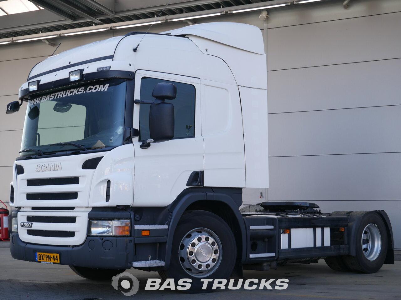 photo of Used Tractorhead Scania P360 4X2 2010