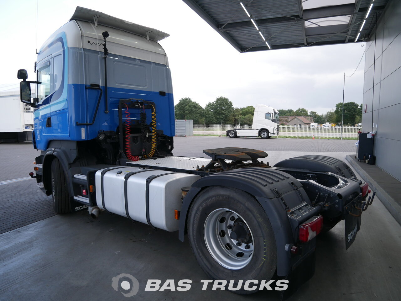 photo of Used Tractorhead Scania R400 4X2 2011