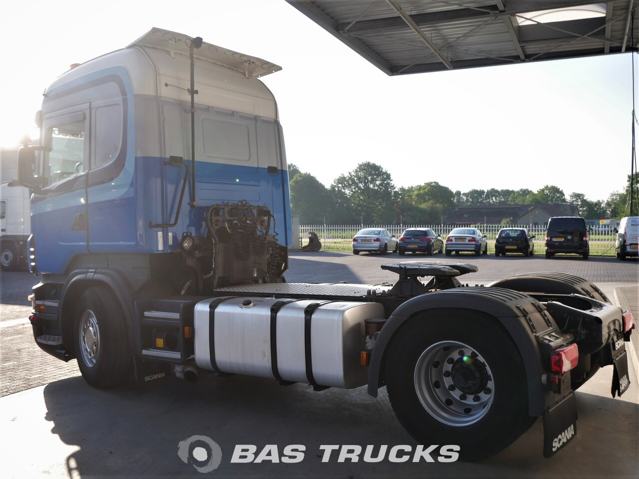 photo of Used Tractorhead Scania R400 4X2 2013