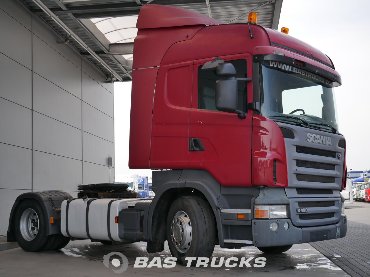 photo of Used Tractorhead Scania R420 4X2 2006
