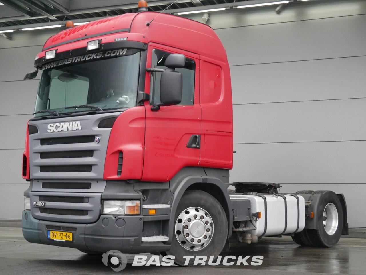 photo of Used Tractorhead Scania R420 4X2 2009