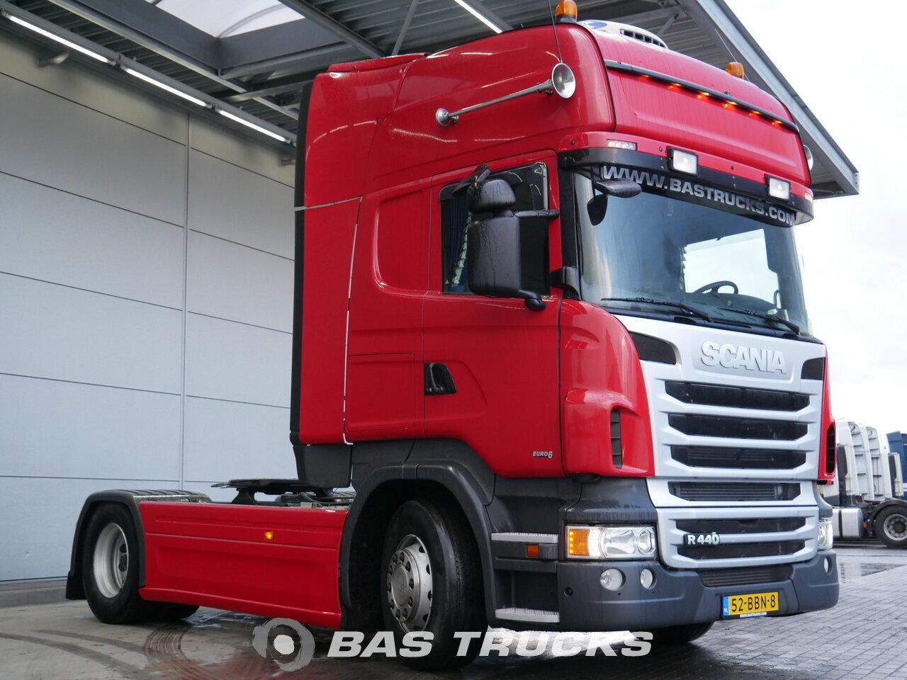 photo of Used Tractorhead Scania R440 4X2 2013
