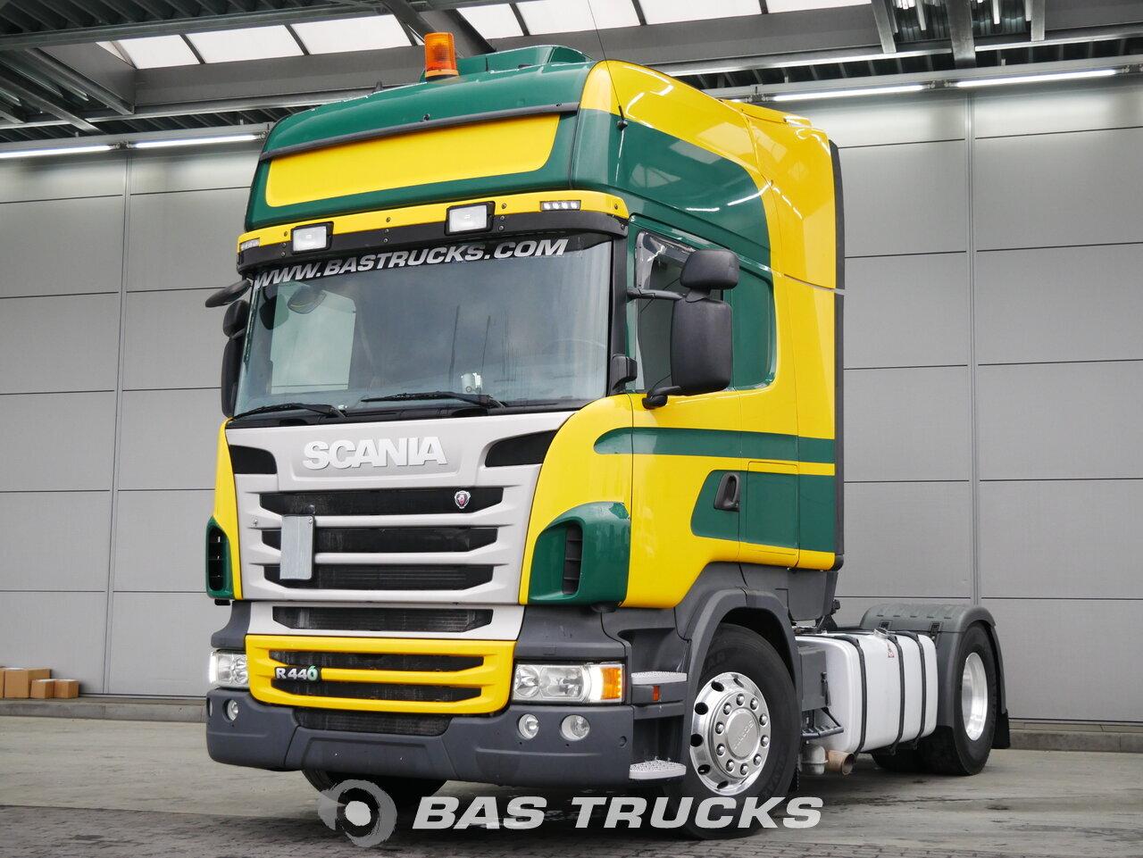 For sale at BAS Trucks: Scania R440 Topline 4X2 08/2013