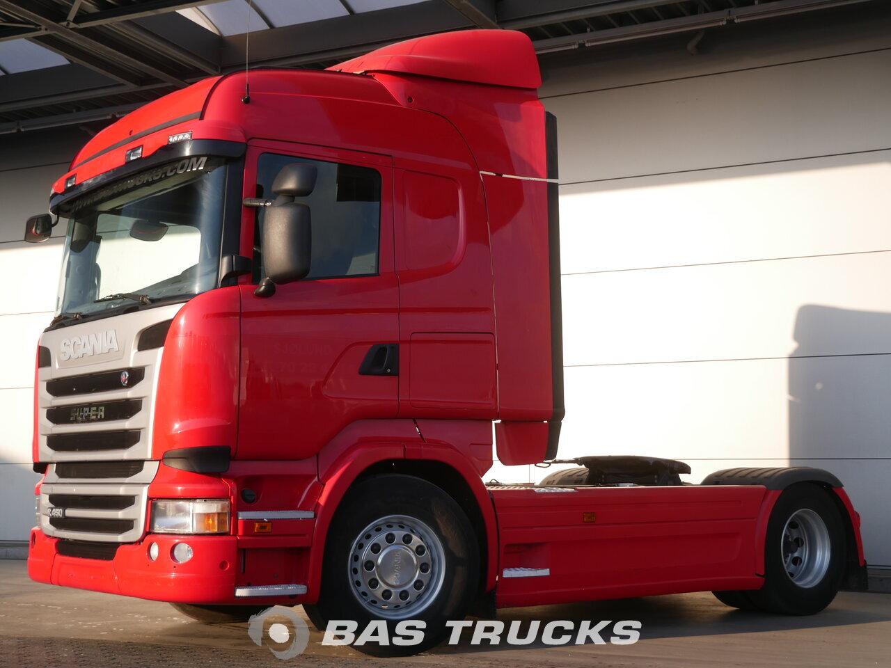 photo of Used Tractorhead Scania R450 4X2 2015