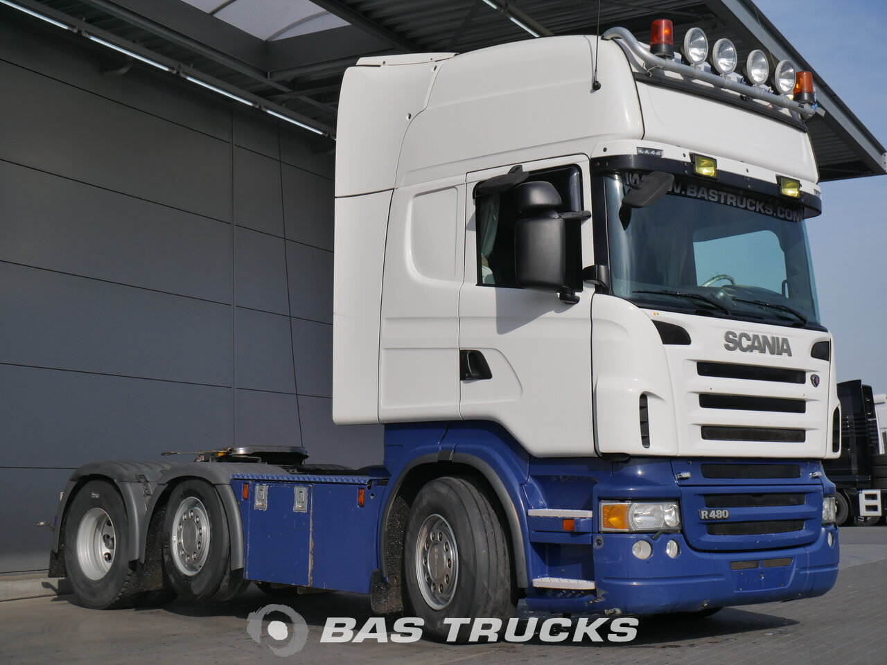 photo of Used Tractorhead Scania R480 6X2 2008