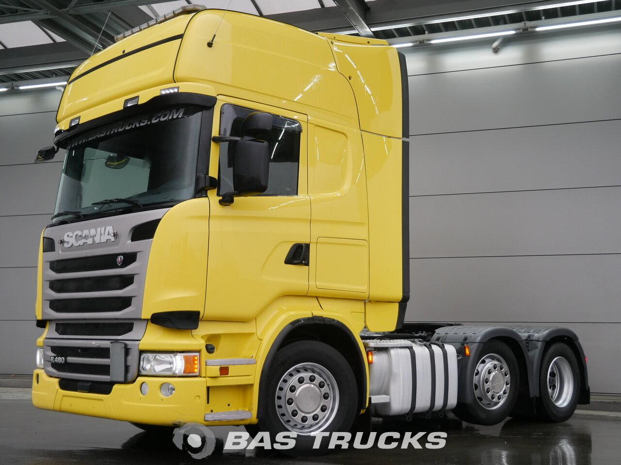 photo of Used Tractorhead Scania R480 6X2 2014