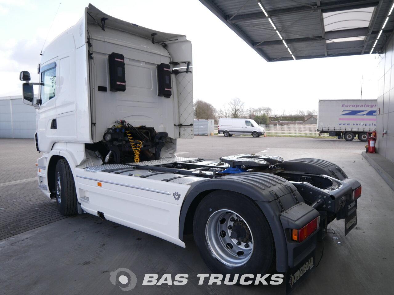 photo of Used Tractorhead Scania R500 4X2 2010