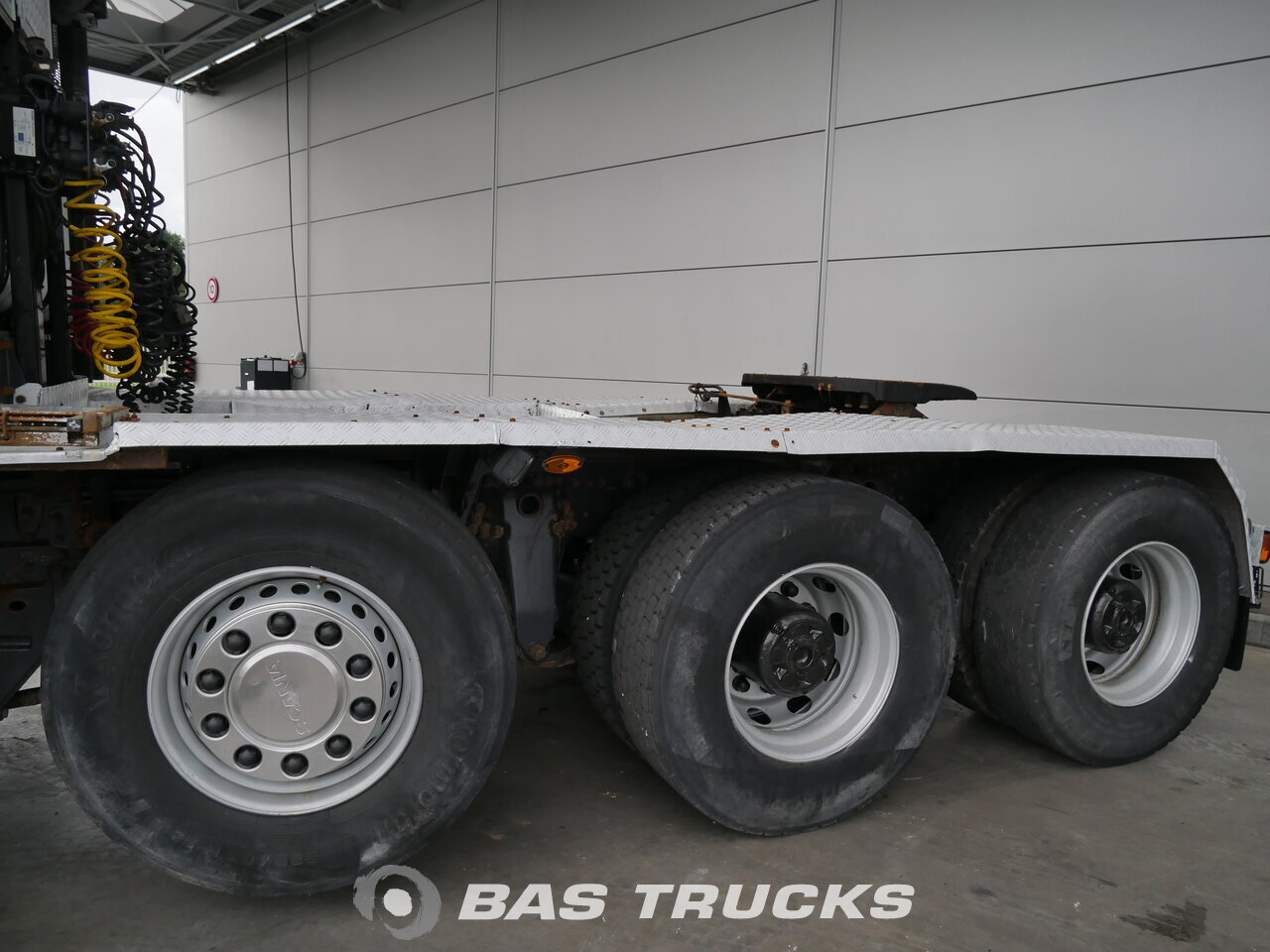 photo of Used Tractorhead Scania R620 8X4 2008