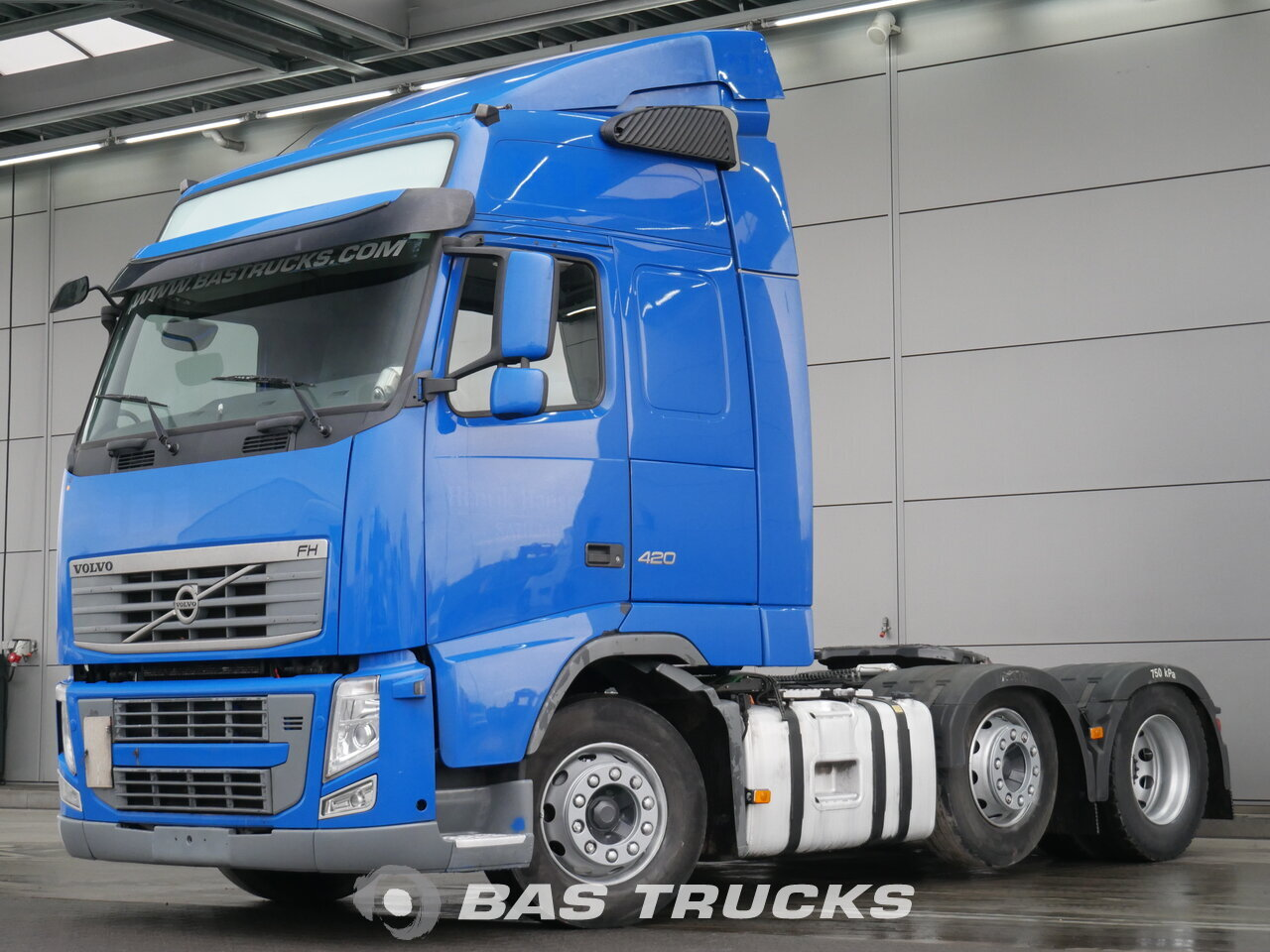 photo of Used Tractorhead Volvo FH 420 6X2 2013