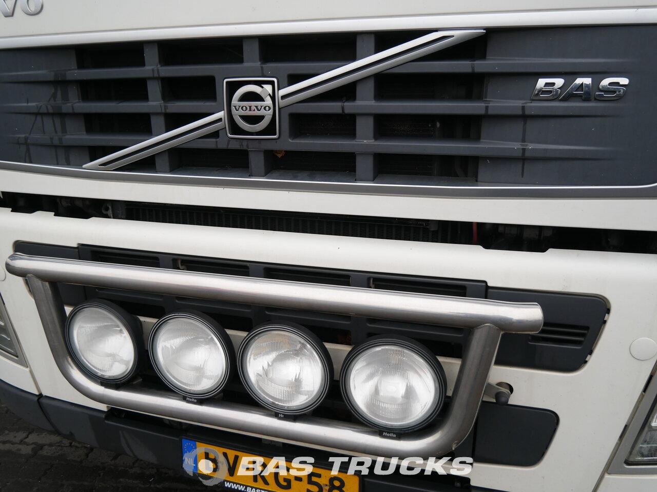 volvo fh 440 xl tractorhead euro norm 5  u20ac15800