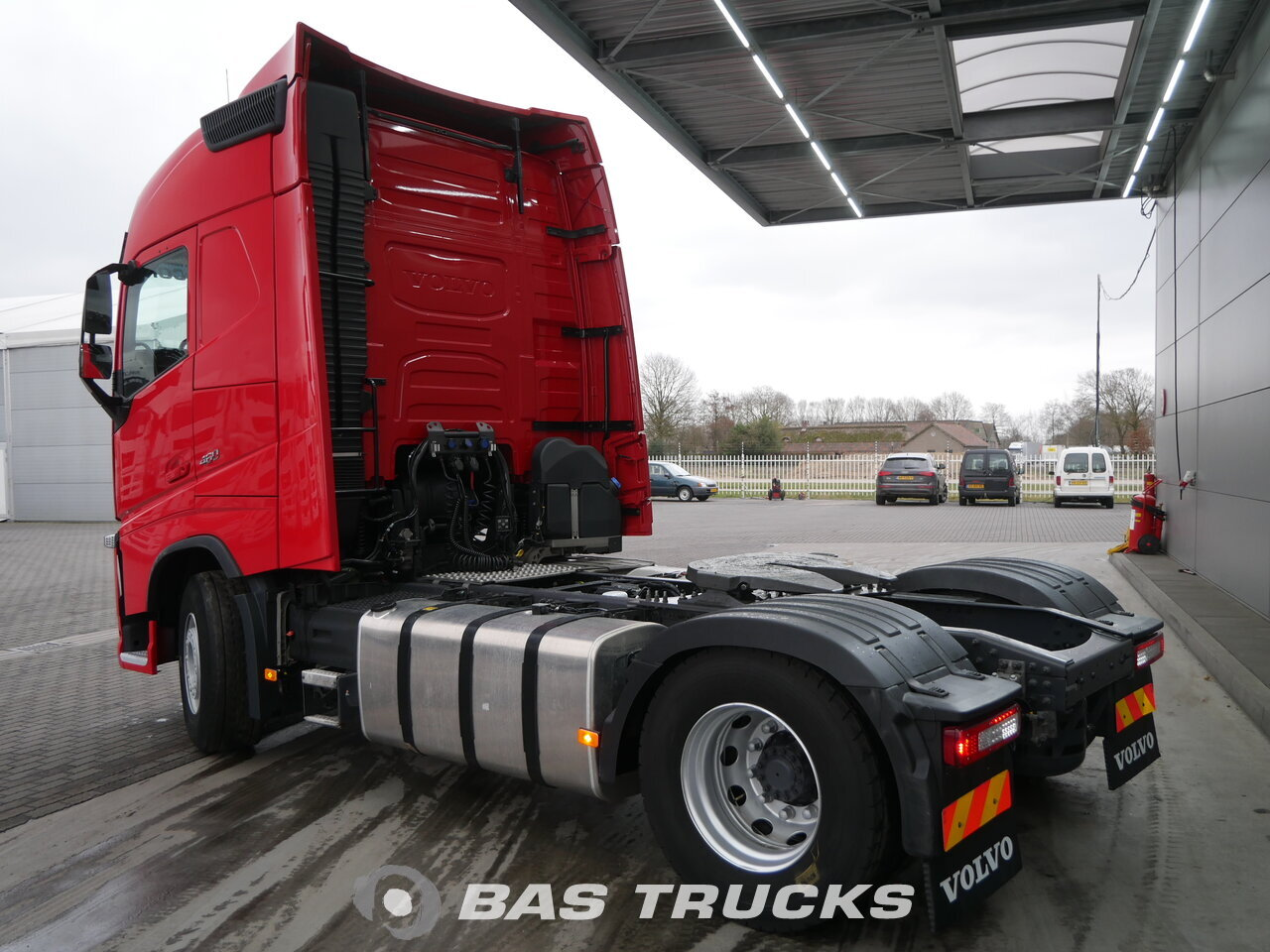 photo of Used Tractorhead Volvo FH 460 4X2 2015