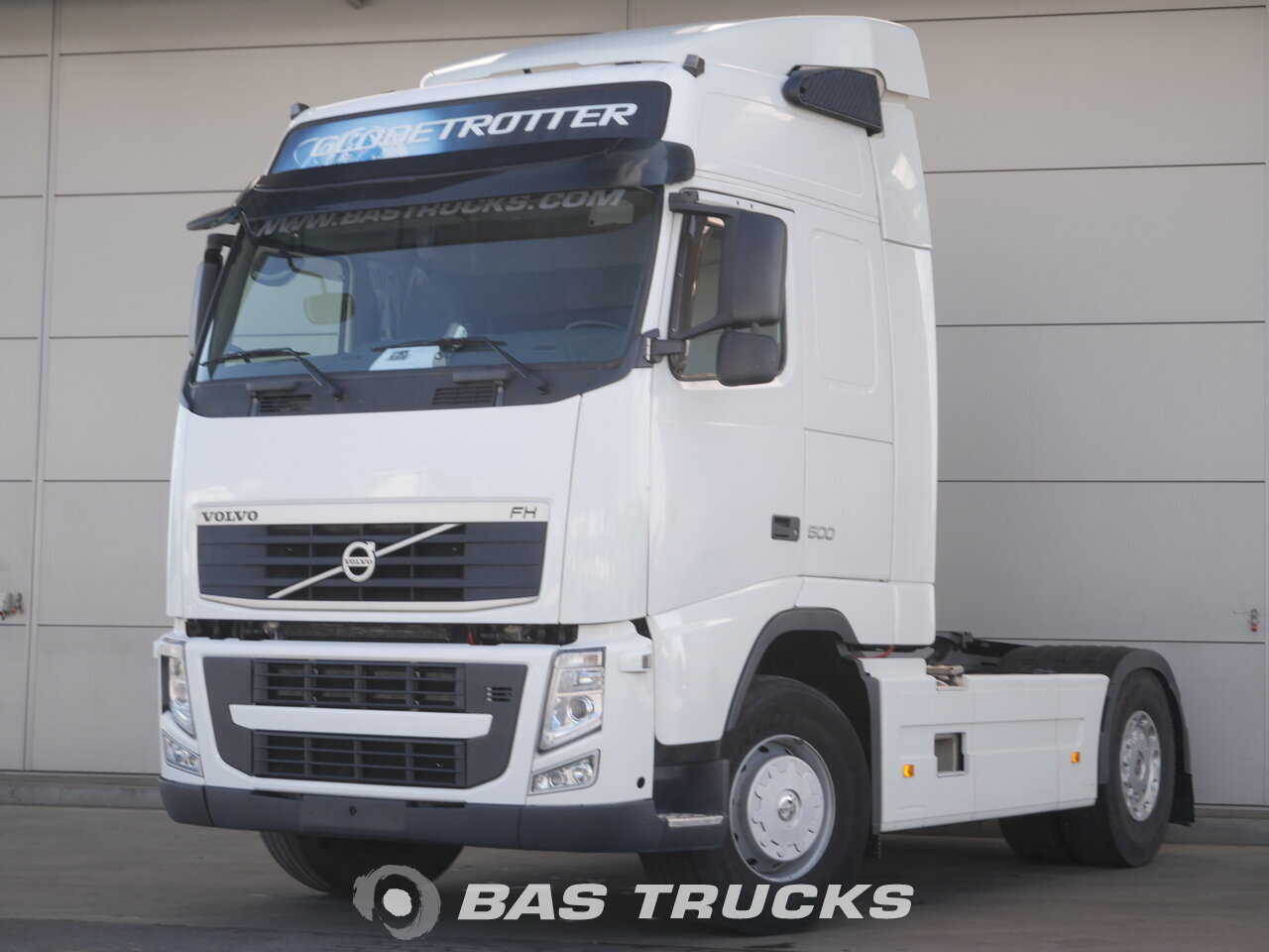 volvo fh 500 tractorhead euro norm 5 29200 bas trucks. Black Bedroom Furniture Sets. Home Design Ideas