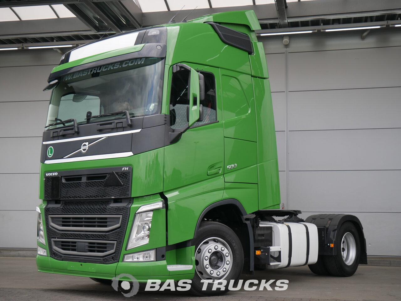 volvo fh 500 tractorhead euro norm 6 47200 bas trucks. Black Bedroom Furniture Sets. Home Design Ideas
