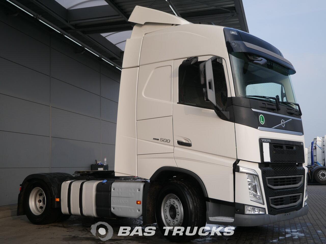 photo of Used Tractorhead Volvo FH 500 4X2 2015